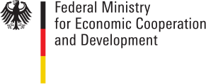Logo Federal Ministry for Economic Cooperation and Development