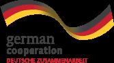 german cooperation Deutsche Zusammenarbeit Logo