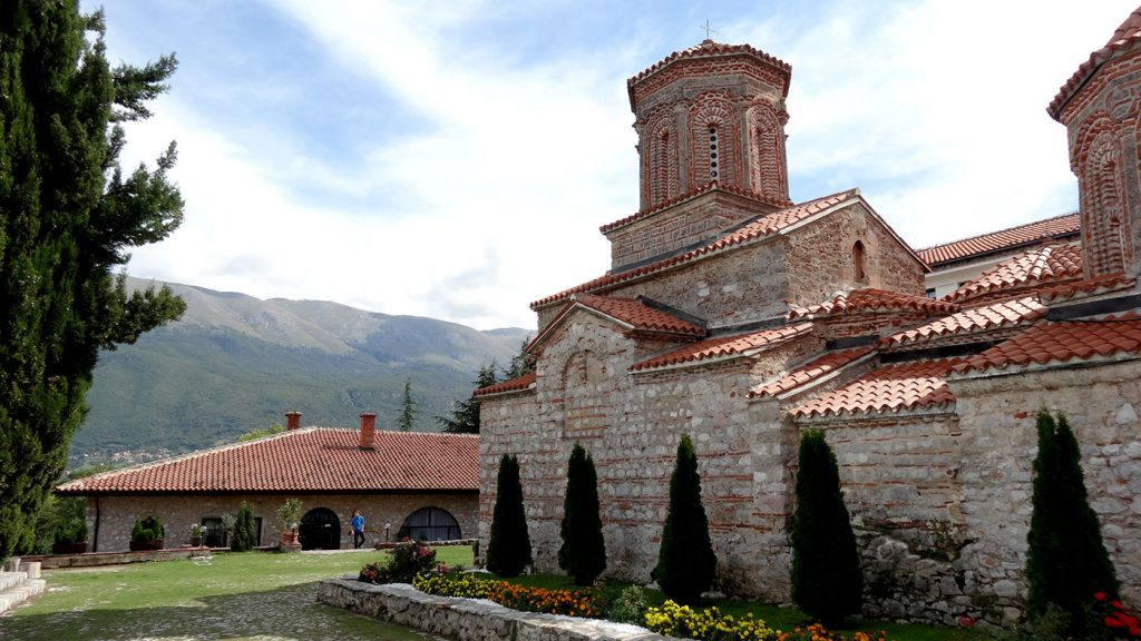 Church, Ohrid, FRY Macedonia