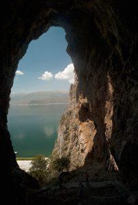Lake Prespa Cave