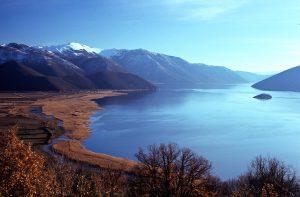 Lake Prespa View