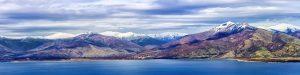 Lake Prespa panorama